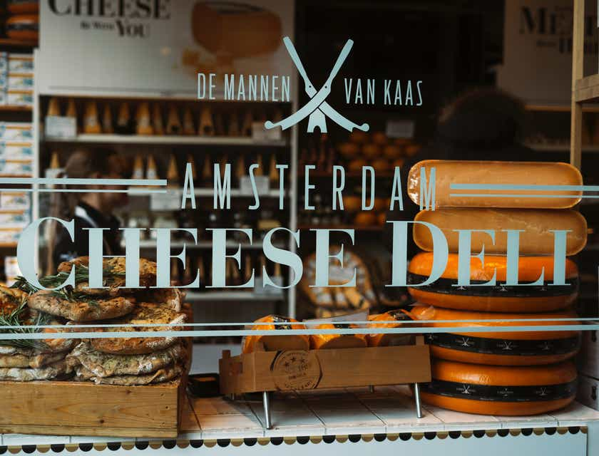Cheese Shop Business Names