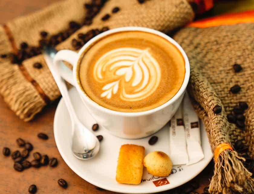 Coffee & Tea Business Names