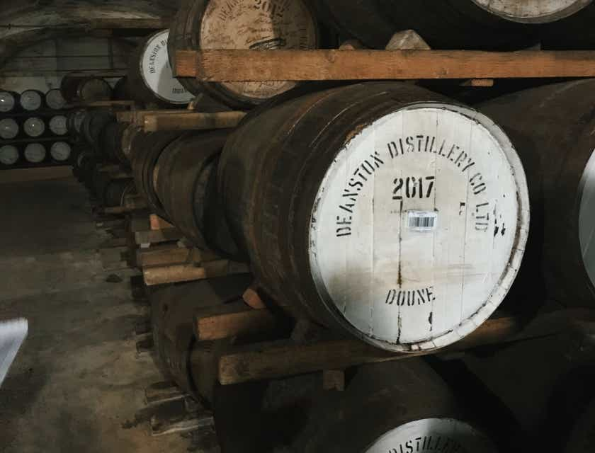 Distillery Business Names