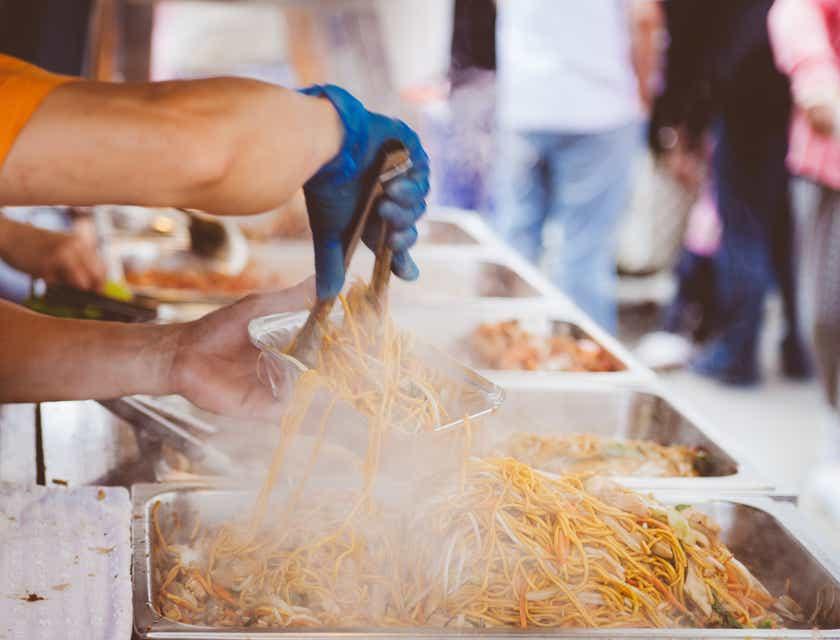 Street Food Business Names