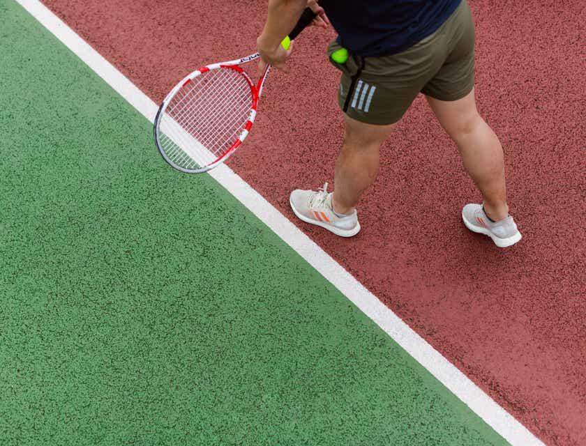 Nombres para negocios de entrenadores de tenis