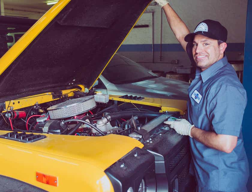 Mobile Mechanic Business Names