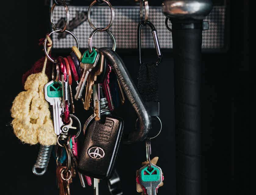 Self-Defense Keychain Business Names