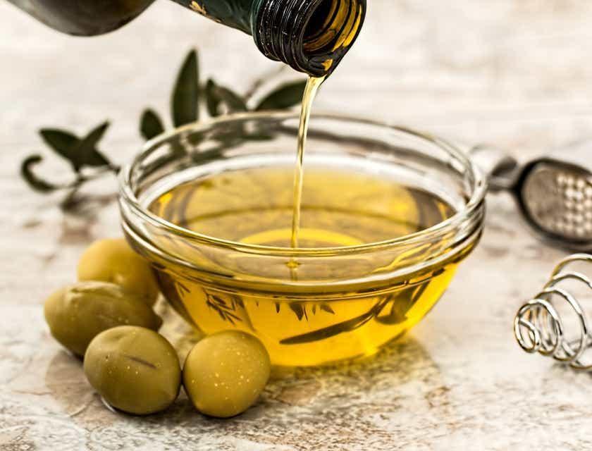 Noms d'entreprise d'huile d'olive