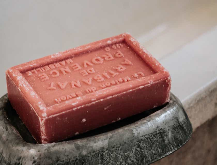 How to Name a Soap Company