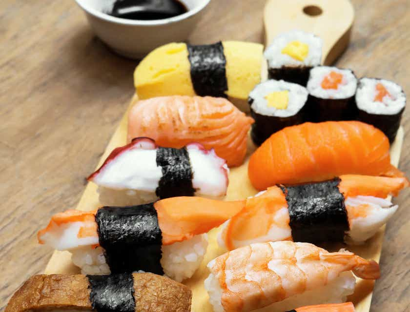 How to Name a Sushi Restaurant