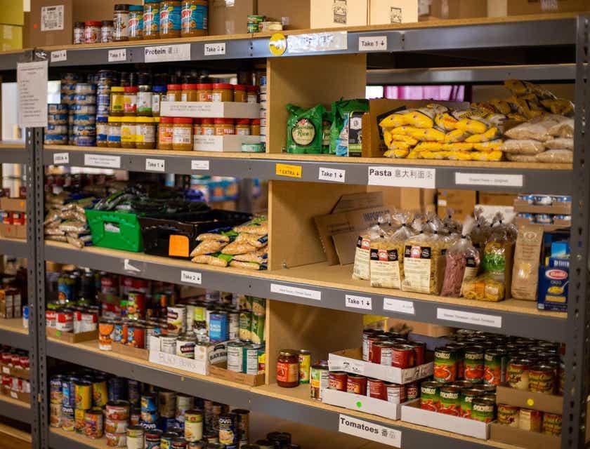 Nombres para almacenes de comestibles