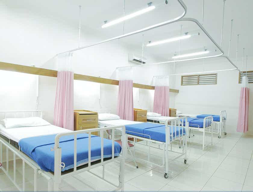 Nombres para centros de salud