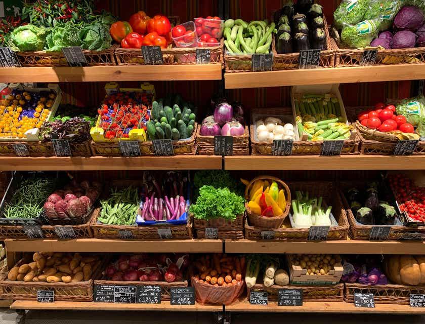 Nombres para empresas de alimentos orgánicos