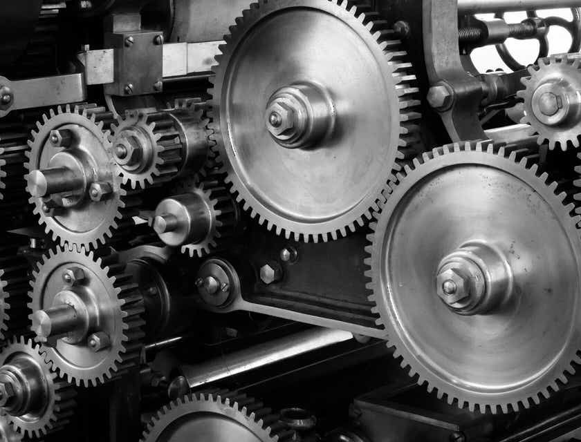 Nombres para empresas de maquinaria