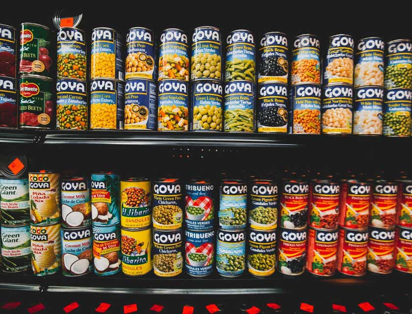 Nombres para empresas procesadoras de alimentos