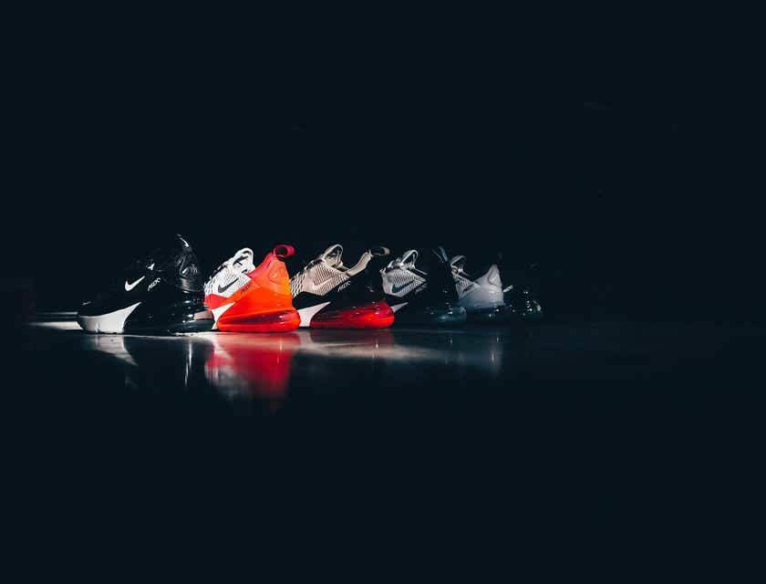 Nombres para tiendas de zapatos deportivos