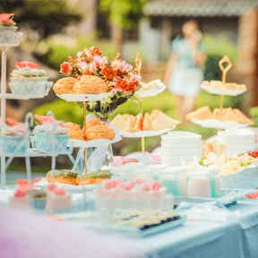 Consider the type of events you want to cater.