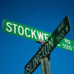 Consider your street name if you've got a location.