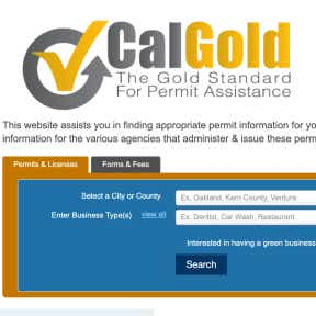 Get your business licenses and permits.
