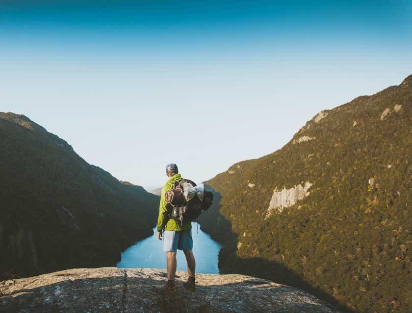 Nomes para empresas de turismo de aventura