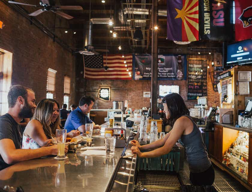 American Bar Business Names