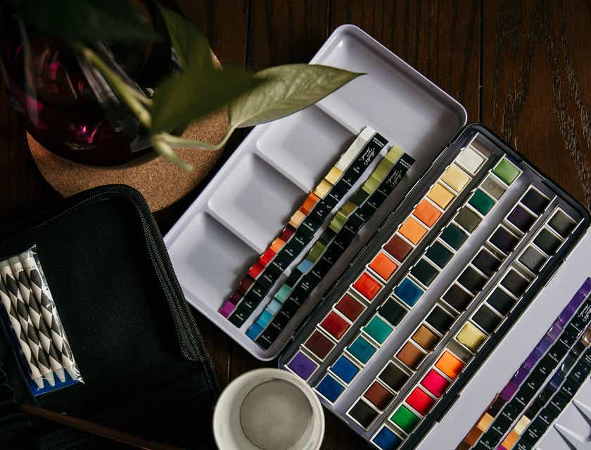 Art Supply Business Names
