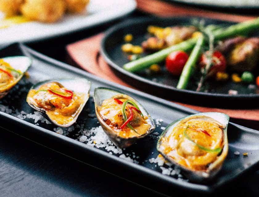 Asian Fusion Restaurant Business Names