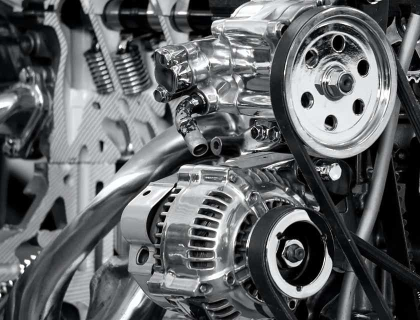 Auto Parts & Supply Business Names
