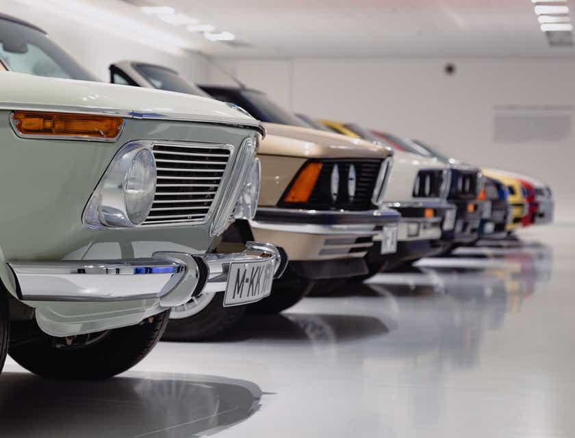 Noms d'entreprise dans le secteur automobile