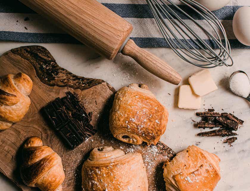 Baking Website Names