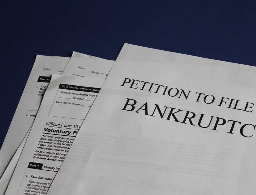 Bankruptcy Law Business Names