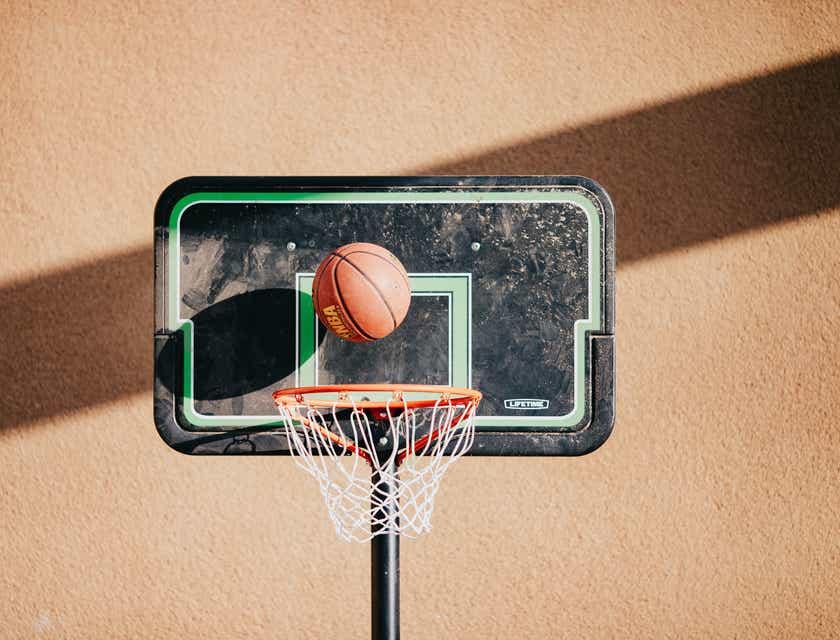 Basketball Business Names