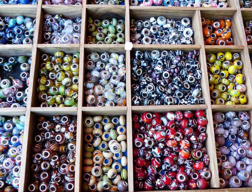 Noms de boutique de perles