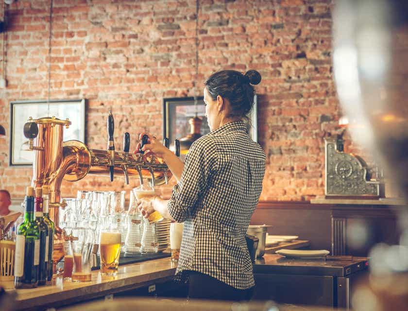 Beer Bar Business Names