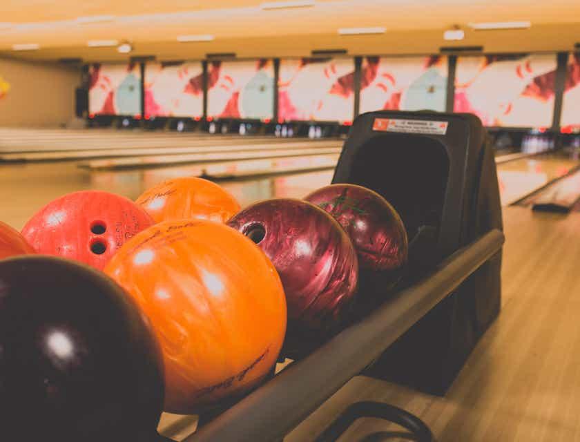 Noms de bowling