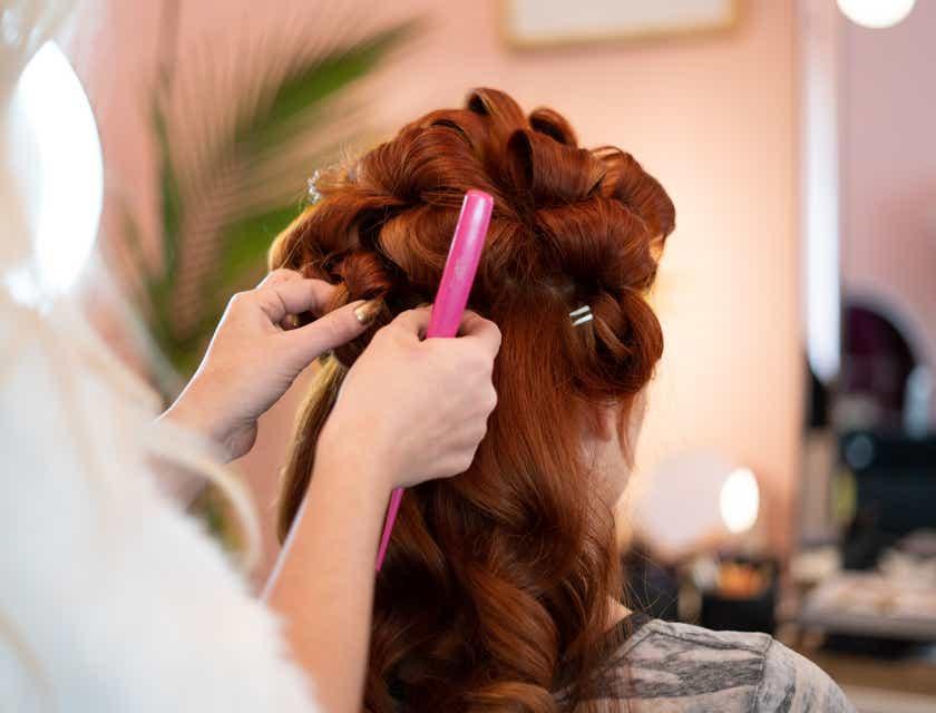 Nombres para negocios de peluquería nupcial