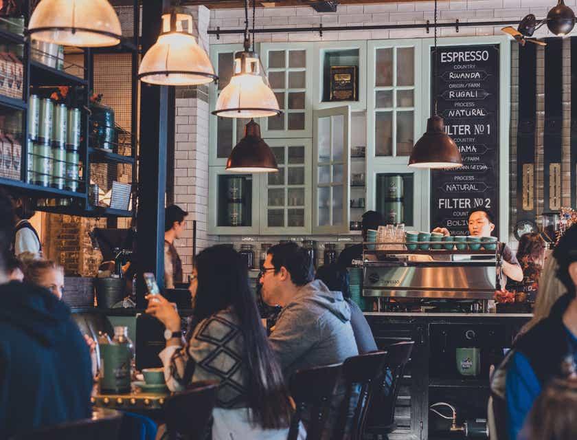 Café Business Names