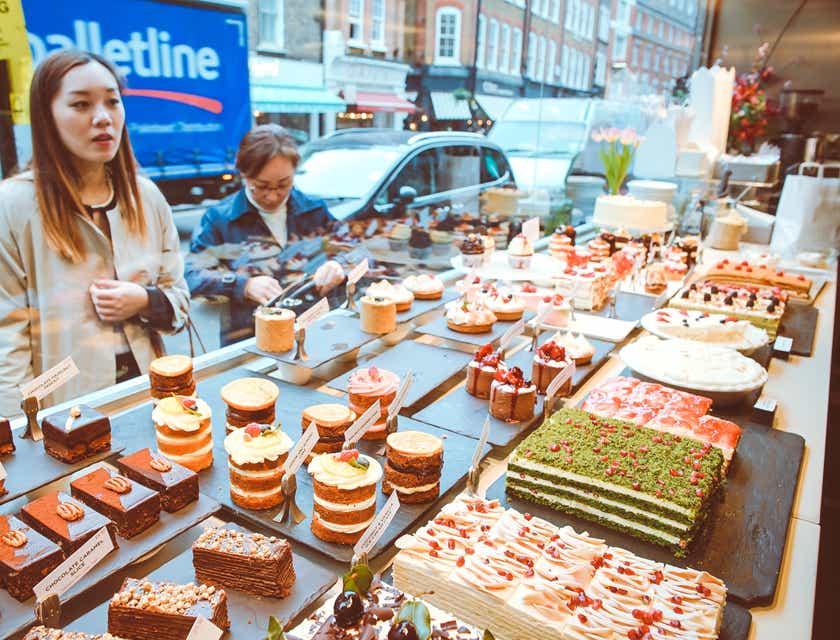 Cake Shop Business Names