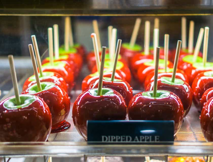 Candy Apple Business Names