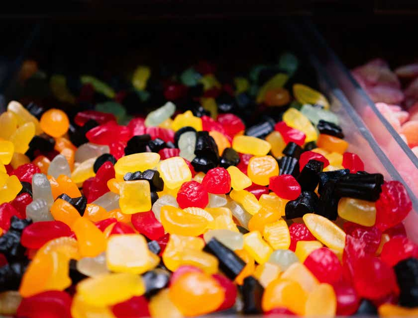 Candy Buffet Business Names