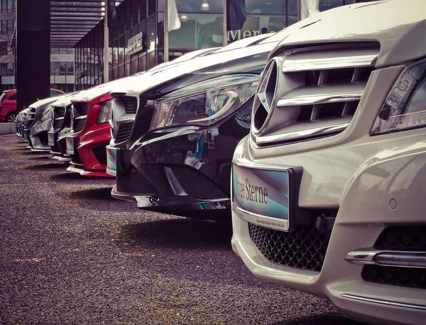 Noms d'entreprise de voiture