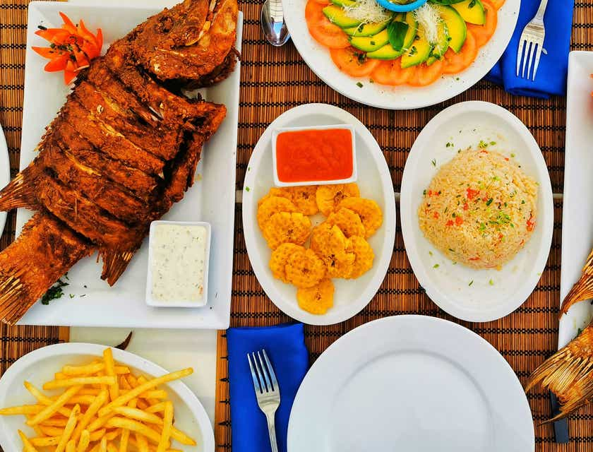 Caribbean Restaurant Business Names