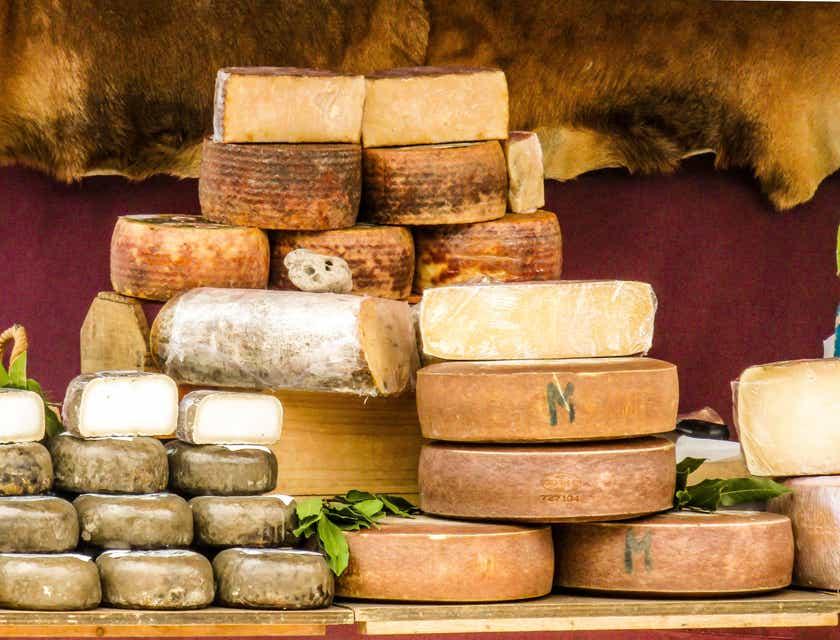 Nomes para lojas de queijos