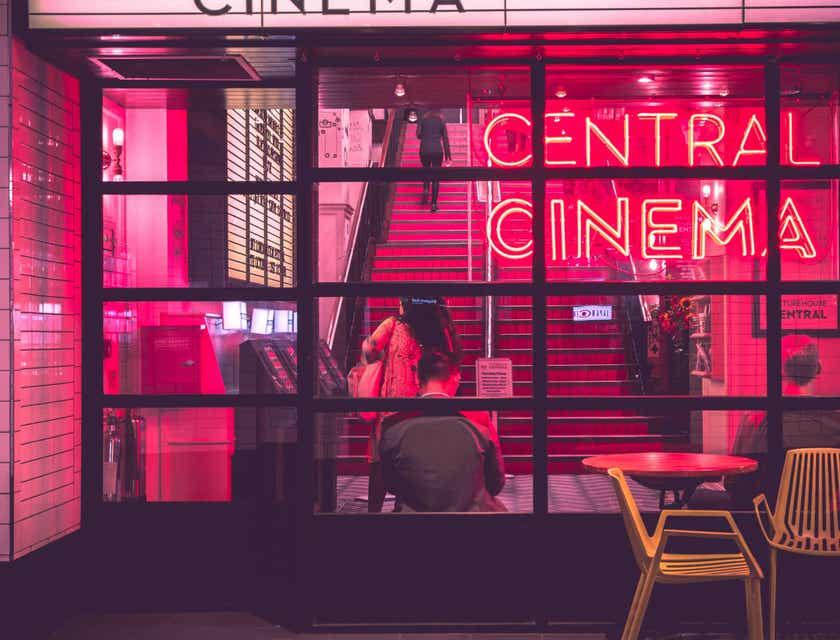 Cinema Business Names