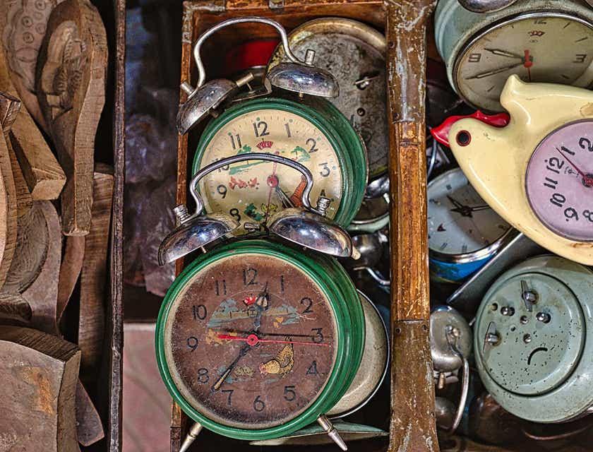 Clock Repair Business Names