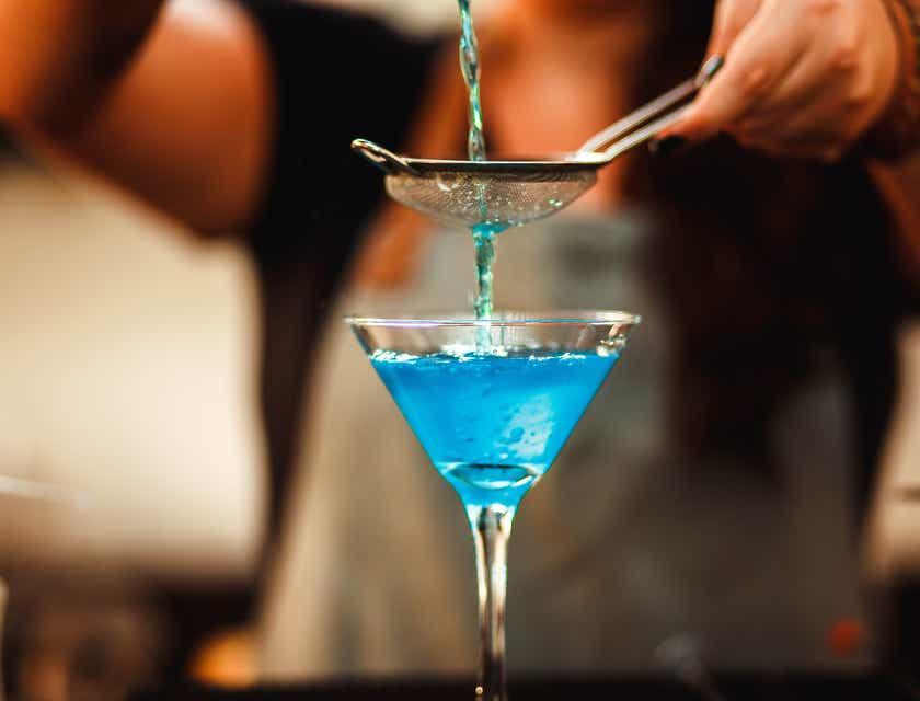 Noms de bar à cocktails