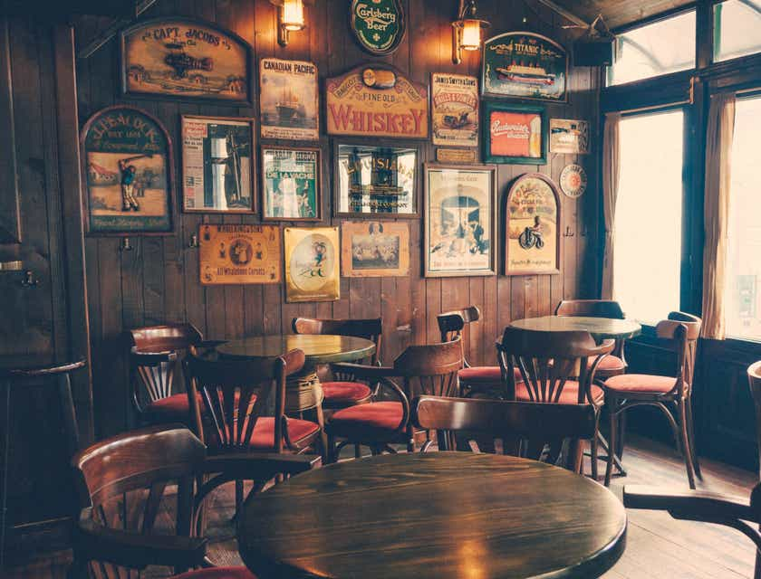 Country Bar Business Names