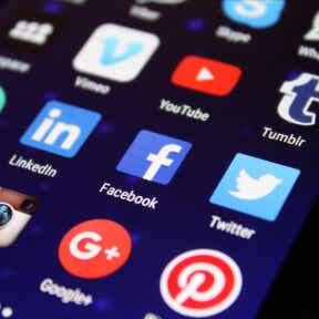 Create social media accounts.