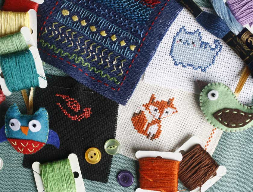 Cross-Stitch Business Names