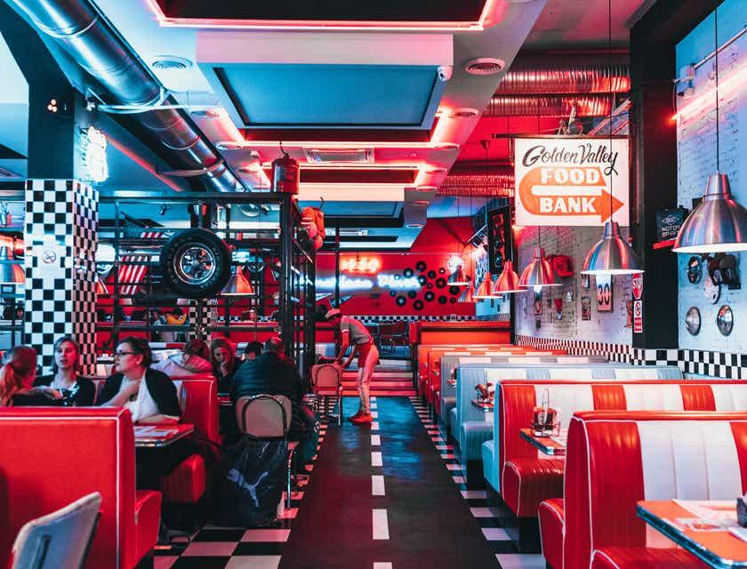 Diner Restaurant Business Names