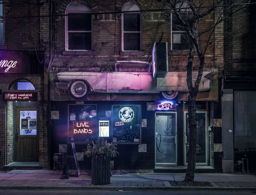 Dive Bar Business Names