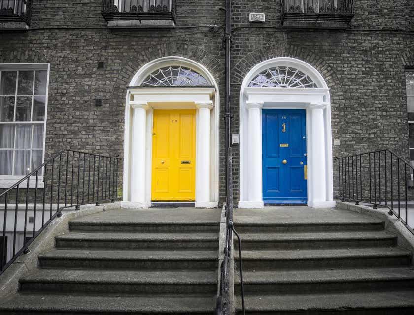 Door Sales/Installation Business Names