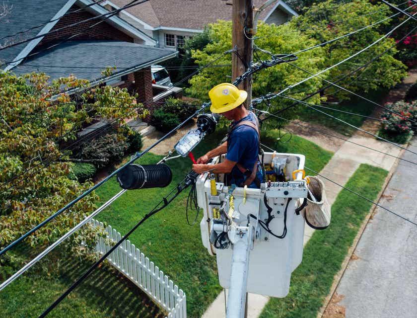 Nomes para serviços de eletricista