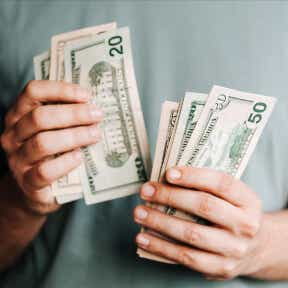 Explore loan options.